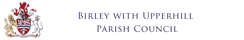 Birley with Upperhill Parish Council